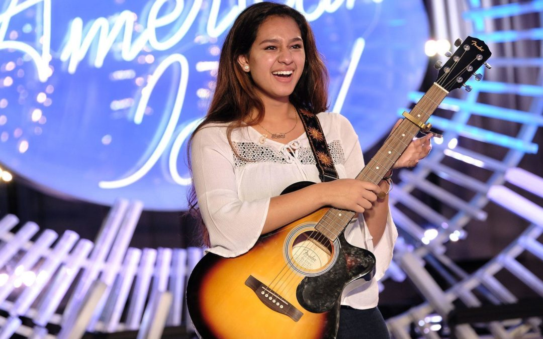Vocalist Alyssa Raghu Kicks off Career on American Idol